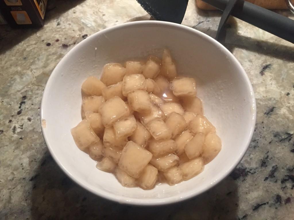 bubble milk tea, ciasto