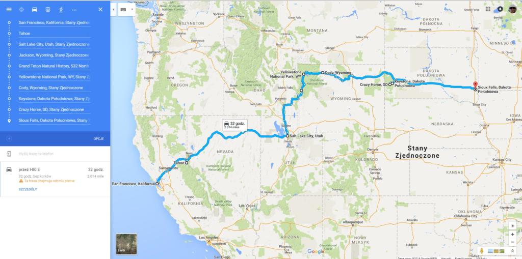 Discover America Trip day 20-26