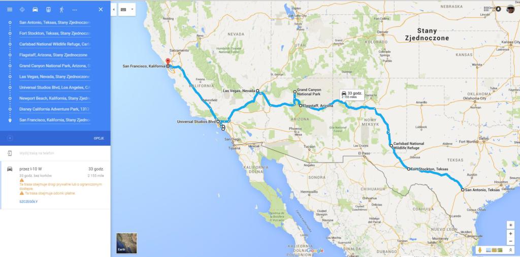 Discover America Trip day 9-19